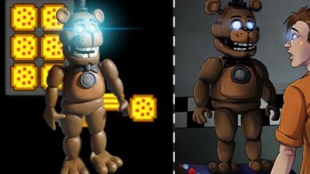手办:用软泥打造一个玩具熊的五夜后宫弗雷迪