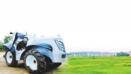 我国首台5G拖拉机,性能世界一流,网友:农民的福音!