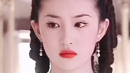 刘亦菲出道的第一部戏,美的让人心醉,终于知道什么叫仙女落泪了!