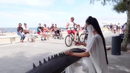 在法国的海边弹《新白娘子传奇》的曲子,能遇见白素贞吗?