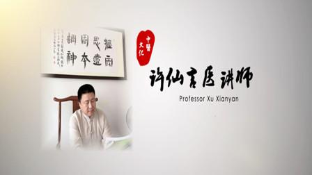 许仙言医:中医面对面(三十)