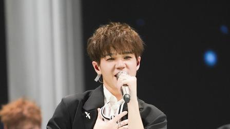 黄俊融《少年之名》第四次公演舞台直拍