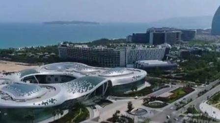 海南:今年将新开3家离岛免税店 共度晨光 20200821 高清