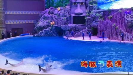 珠海海洋王国2日游20200817