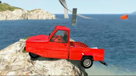 车祸模拟器92 这三轮车3000元买的值不值 水陆两用当船开