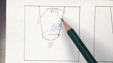 野场3v3配合打法(上)空切运作实例