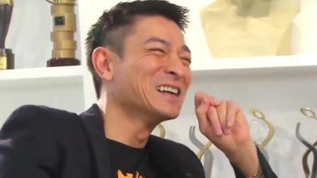 刘德华也是颜控,曾暗恋陈玉莲,称关之琳内外兼修是理想结婚对象