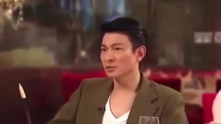 刘德华:任何有困难的朋友我都会帮 只有一个人令我冲动到想打他
