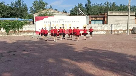 珠中阳阳舞蹈队……山河美