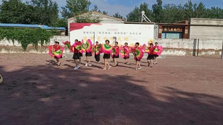 珠中阳阳舞蹈队……家和万事兴