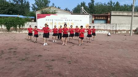 珠中阳阳舞蹈队……人傻有福气