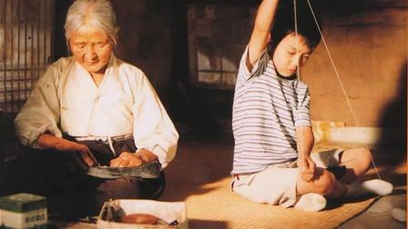 一部催泪亲情电影《外婆的家》,演绎没有台词的经典,从头哭到尾!