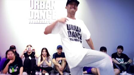 Ben Faustino 编舞《Prblms》2nd Urban Dance