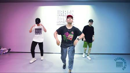 Jerome Esplana 编舞《Curtain Call》2nd urban dance