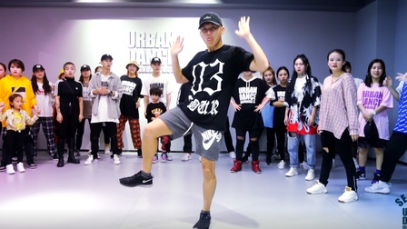David Lim 编舞《No Flex Zone》2nd URBAN DANCE