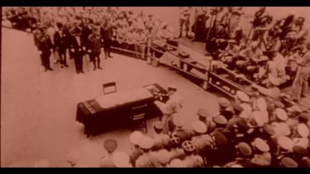 珍贵史料:日本在美国密苏里号签订投降协议,值得全人类铭记的时刻!