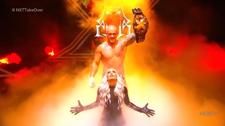 "NXT接管大赛XXX:新科北美冠军揭晓,""杀手""克罗斯屠戮基斯李"