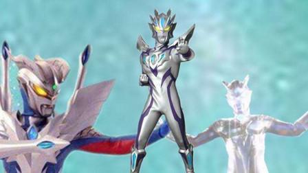 奥特曼:细数赛罗的三种闪耀形态,光辉赛罗实力垫底