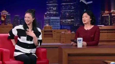 金星秀:都说华妃有三宝,撒娇白眼杨柳腰,蒋欣现场展示