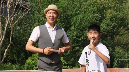 曲剧名家胡希华弟子白军选携徒弟张腾羽演唱《屠夫状元》经典选段
