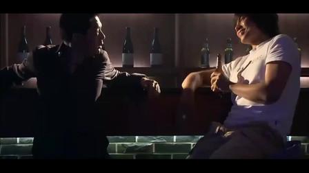 我是特种兵:小庄在酒吧买醉,不料遇上做任务的强子,竟坐着看戏