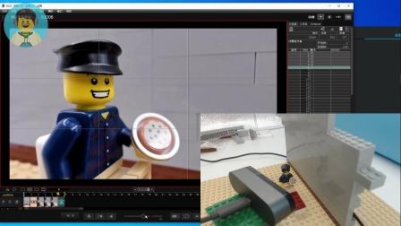 土豆哥定格动画第33期花絮:拍摄过程