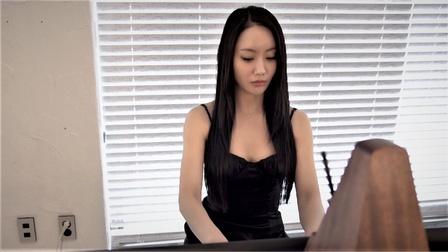 性感美女鼓手 A-YEON雅妍《Mulan花木兰》Loyal Brave True - Piano Cover