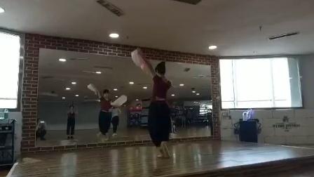 胶州秧歌-桃花红杏花白