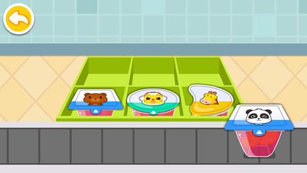 宝宝巴士世界:奇奇零食专家为小朋友准备了美味的果冻?宝宝巴士游戏