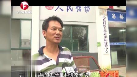 《生活E点通》:泾县——贫困户西瓜滞销,干部群众来帮忙!