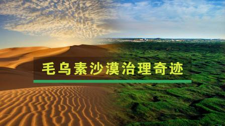 干掉千年沙漠,种出8个韩国,中国人种树到底有多牛?