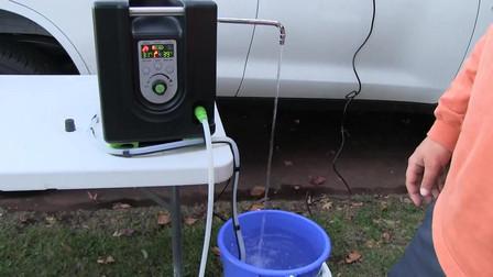 美国固特便携式热水器,房车丙烷燃气热水器