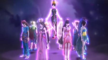 精灵梦叶罗丽8:灵公主好心办坏事,复活辛灵却被女王利用!