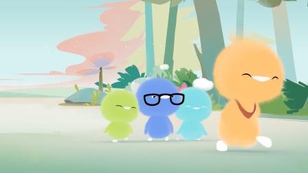 为什么小橙的家那么臭呢? 小鸡彩虹 第六季 25 快剪  0827100558