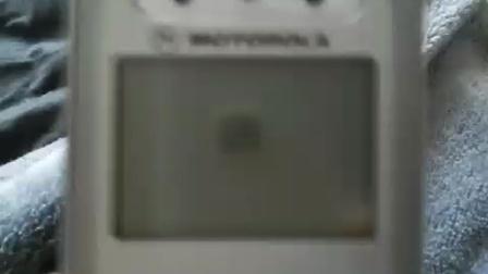 摩托罗拉手机历年开关机动画