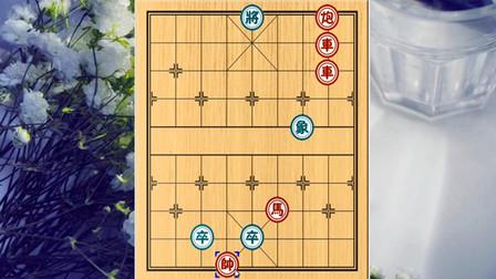 江湖棋局:二鬼把门,双车一炮能不能扛得住,很多人都输得一败涂地