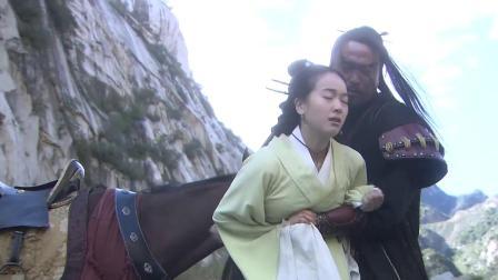 美女和男子私奔,没想到她突然体力不支,殊不知危险即将降临!