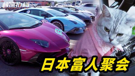 潜入顶级富人聚会,活得还不如猫?