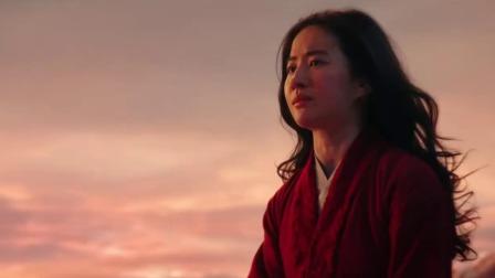 花木兰经典歌曲《Reflection》新版MV