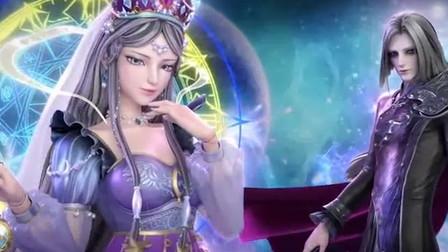 精灵梦叶罗丽第八季:时间仙子撞脸冰公主,难道是想代替?