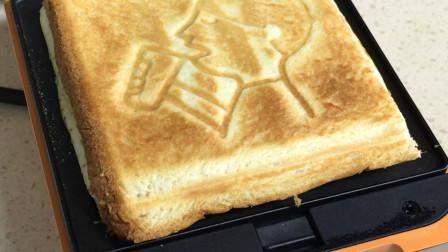 营养美味的早餐,那非三明治莫属啦
