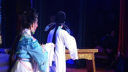 《何文秀-昔日里梁鸿孟光传贤名》国家二级演员孙小兰饰何文秀  摄于20191128路桥