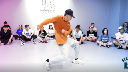 Ben Faustino 编舞《Broom》2nd urbandance