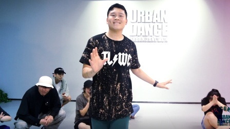 Claydohboon 编舞 《Moving》2nd URBAN DANCE