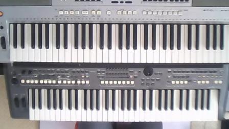 S670电子琴制作节奏演奏《亚洲雄风》。