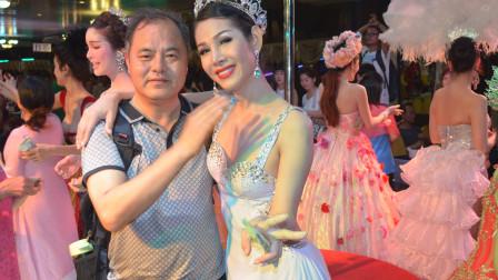 当年火遍泰国的人妖皇后,被中国富二代娶回家,如今活成了这样