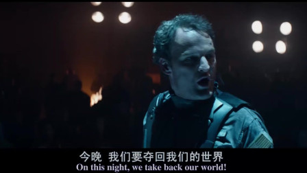 终结者:机器人统治世界,人类和机器人的战争,眼睛离不开画面