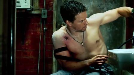 生死狙击:这个电影告诉我们,当你受伤走投无路,用这种方法续命