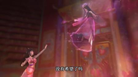 精灵梦叶罗丽第八季:王默答应我别忘了我好吗?——罗丽