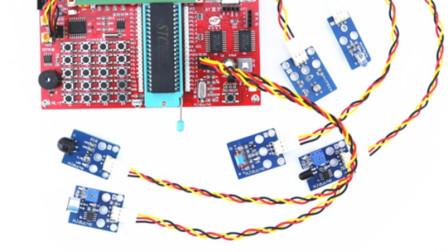 51单片机视频教程集合 电位器模块